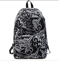 name brand backpack großhandel-Mode Liebhaber Laptop Tasche Rucksäcke Mode Markenname Reisetasche Schule Rucksäcke große Kapazität Tote Schulter Markenname Taschen 5