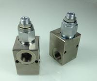 типы клапанов оптовых-горячий оптовый сброс гидравлического давления клапан для предохранительного клапана гидравлической система трубчатого типа для безопасности высокого качества с низким шумом клапанов