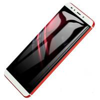 gps octa core phone al por mayor-Pantalla completa Pantalla de movimiento de huellas dactilares Unicom Telecom Full Cnc 4g Intelligence Mobile Phone