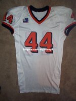 jerseys baratos equipos de fútbol al por mayor-Barato Personalizar EQUIPO EMITIDO Syracuse Orange # 44 ncaa JUEGO de fútbol Jersey HOMBRE MUJERES JÓVENES XS-5XL