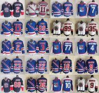 Wholesale richter rangers jersey resale online - New York Rangers Wayne Gretzky Mark Messier Adam Graves Mike Richter Jaromir Jagr Winter Classic Men Ice Hockey Jersey