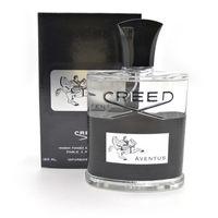 хорошие ароматы оптовых-New Creed Aventus Парфюм для мужчин 120 мл с длительным временем хорошего качества, высокой парфюмерной способностью Бесплатная доставка