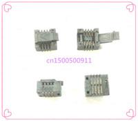 ingrosso burn socket-Spedizione gratuita 3 PZ programmatore SPI 8 SMD presa dell'ago IC chip sedile di prova 8 P presa Ingegneria dispositivo di masterizzazione SOP 8PIN SPI-8p