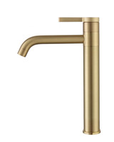 Basin Faucet Sink Mixer Tap Solid Brass Tap Water Faucet Waterfall Brushed Gold or matte black Basin Mixer Faucet