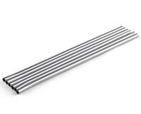 ingrosso paglia di diametro-Diametro 6mm DHL FEDEX della cucina della famiglia di Antivari del metallo delle cannucce della cannuccia diritta dell'acciaio inossidabile durevole