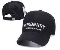 ingrosso calcio snapbacks cappelli-2019 estate Cappello Lettere New EnglishBurberry Uomo Outdoor cappelli di sport per gli uomini Berretto da baseball cappello di Sun signore