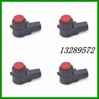 NEW Ultraonic Parking Sensor 13289572 0263013001 Car PDC Parking Sensor Bumper Reverse Assist Fit G M 13289572 Auto Reversing Radar