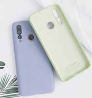 Wholesale phone copies for sale - Group buy Copy Original Liquid Silicone Case For iPhone XR XS Max Plus Soft TPU Candy Phone Cover