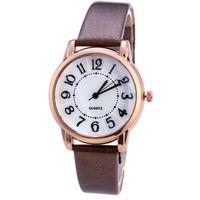 современные женские часы оптовых-2019 Modern Fashion Womens Watches  Quartz Casual Watch Men Women