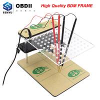 sintonización automática de chip ecu al por mayor-Marco BDM de alta calidad BDM100 KTAG KESS V2 BDM 22 ECU Programador OBD OBD2 Herramienta de diagnóstico automático ecu Chip Tuning Flasher Tester