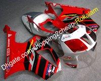 honda vtr sp2 обтекатели оптовых-Для Honda Fairings VTR1000 RC51 SP2 SP1 VTR 1000 RVT1000R 2000 2001 2002 2003 2004 2005 2005 Спортивный мото обтекатель мотоцикла