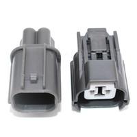 conector pin obd1 al por mayor-6189-0129 y 6181-0070 Sumitomo macho hembra 2 pin conector automotriz para solenoide Obd1 Vtec