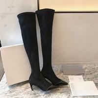 fivelas de inicialização venda por atacado-2019 New cadeia de mulher Botas 100% couro Senhoras de luxo fundo plano Martin botas designer sapatos de couro com zíper fivela botas desencapados sj19092709