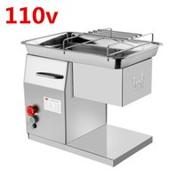 Wholesale used food machines online - V QX meat slicer QX meat cutting machine meat cutter Widely used in the restaurant