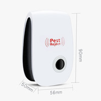 Wholesale electronics sale free shipping resale online - New Sale Ultrasonic Electronic Pest Repeller Environment friendly and Safe Home Pest Reject Free DHL Shipping