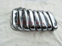set de set de golf al por mayor-Venta caliente de los clubs de golf 8PCS 2019 APEX palos de golf hierros Set 3-9P regular de envío / grafito ejes de acero libre de DHL / rígido