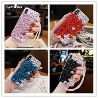 Wholesale star glitter rhinestone case for sale – best For iPhone X XS MAX XR plus plus Star Crystal Bling Diamond Colorful rhinestone soft Phone case Glitter Back Cover
