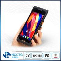 scanner portátil bluetooth venda por atacado-Android 6.0 4G Handheld Robusto Leitor de Código de Barras Sem Fio NFC RFID PDA 2D Wifi Bluetooth GPS Coletor de Dados C50L-2