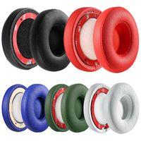 esponja de espuma suave al por mayor-Cojín de oreja de repuesto para Slo2 / Slo3 Auriculares Bluetooth Auriculares Esponja Almohadillas de espuma suave Accesorios para auriculares