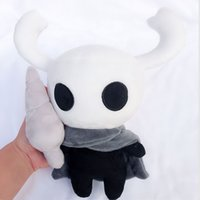 Costumes & Accessories Hot Game Hollow Knight Plush Toys Plush Stuffed Figure Ghost Animals Doll Brinquedos Kids Toys For Children Birthday Gift 30cm To Have A Long Historical Standing Costume Props