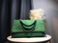 sacs en cuir de vachette achat en gros de-Femmes designer sacs à main vente chaude cuir de vachette véritable top excellente qualité sacs à main bandoulière messenger sac à bandoulière de luxe sacs fourre-tout