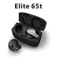 fone de ouvido de radiação venda por atacado-Hot mais novo Ja bra ELITE65t Bluetooth sem fio Fones de ouvido Handsfree Headphone Sports Earbuds fone de ouvido para Smartphones Bluetooth Earphones