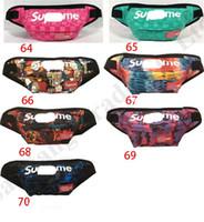 Wholesale ipad belt pouch for sale - Group buy 70 Styles Luxury Designer Crossbody Bag Sp Letter Print Teenager Fanny Pack Sports Belt Waist Bags Travel Handbag Chest Pouch Purse C6602