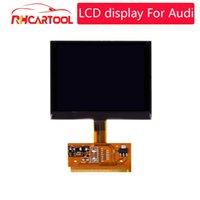 lcd vdo anzeigen audi großhandel-1-10 stücke VDO FIS Cluster LCD display Für Audi A3 / A4 / A6 lcd display, für VW, VDO display Auto Auto diagnosescanner werkzeuge