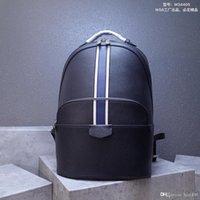 mode leder handtaschen europa großhandel-2019 Marken-Art und zarten Designer-Handtaschen, echter Leder Querleichensack, Europa und Amerika hochwertiger Leder Rucksack Stil