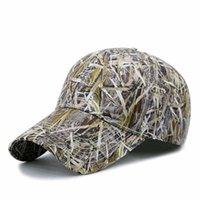 оранжевая шляпа для охоты оптовых-Новый оранжевый кленовый лист бейсболки мужская тактическая кепка камуфляж джунгли камуфляж кепка ремень охота шляпа папа