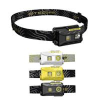Wholesale lm waterproof headlamp resale online - Nitecore NU25 xLED Rechargeable Headlamp Lm Triple Lightweight Headlight
