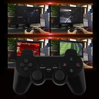 Wholesale dual usb stick for sale - Group buy 2x G USB Wireless Dual Vibration Gamepad Controller Joystick With level D Analog Stick For PC Laptop