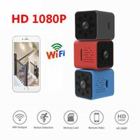 Wholesale waterproof night vision wide camera for sale - Waterproof Mini Camera SQ23 HD WIFI P Wide Angle Camera Upgrad Version Magnetic Small Sensor Night Vision Camcorder Micro DVR