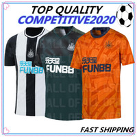 4343d8aae 19 20 Thailand quality newcastle united home away third soccer jersey 2019  2020 RONDON football kit shirt RITCHIE SHELVEY Newcastle Camiseta