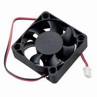 12v soğutucu fan 2pin toptan satış-Cooler Fan Soğutma 10pcs Gdstime Siyah DC 12V 2PIN 50MM 5CM 50x50x15mm 5015 PC CPU VGA Soğutucu Soğutma Fan Hayranları