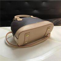 Best quality shell bag women design handbags shoulder bags with lock designer  purses crossbody mono bag 53152 Fashion Bags 11453745a2a9c