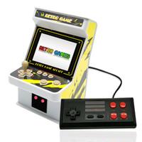 Wholesale 2.5 inch tv resale online - Retro Mini Arcade TV Game Machine Nostalgic FC Arcade Double Battle Arcade games dhl free