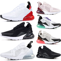 Wholesale roses black white online - 2019 running shoes Triple Black white barely rose University Red black dot Grape Tiger mens womens sports sneaker trainers shoes size