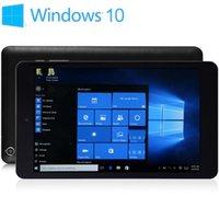 renovierte tabletten großhandel-Überholter CHUWI Vi8 Plus 8 '' Win 10 Intel Cherry Trail Z8300 Quad Core 1.84GHz 2 GB RAM 32 GB ROM WiFi Bluetooth 4.0 Tablet PC