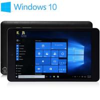 yenilenmiş tabletler toptan satış-Yenilenmiş CHUWI Vi8 Artı 8 '' Win 10 Intel Kiraz Trail Z8300 Dört Çekirdekli 1.84 GHz 2 GB RAM 32 GB ROM WiFi Bluetooth 4.0 Tablet PC