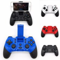 Wholesale wireless games pad android online - ZM X6 Wireless Bluetooth Gamepad Game Controller Game Pad for iOS Android Smartphones Tablet Windows PC TV Box pk pubg