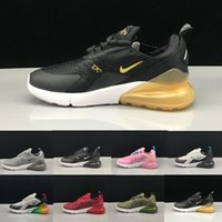 Wholesale toddler girls athletic shoes resale online - Hot Child Parra Infant Air OG Kids Running shoes Cactus Aircushion Outdoor Toddler Athletic Boy Girl Children Sneaker Size