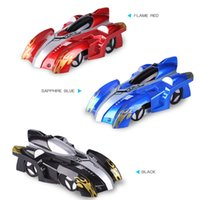 Wholesale ceiling toy for sale - Novelty RC Wall Climbing Car Remote Control Zero Gravity Ceiling Racing Car Electric Toys Machine Auto Gift for Children Toy