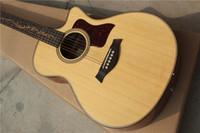 guitarra 24 al por mayor-Nueva guitarra acústica de alta calidad de la llegada, envío libre