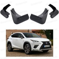 Wholesale cars mud guards for sale - Group buy Car Mud Flaps Splash Guards Fender Mudguard for Lexus NX Up w F Sport