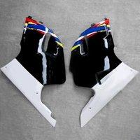 üst kertenkele toptan satış-YAMAHA TZR250 3XV 1991-1994 92 93 için Kaporta Üst Yarı Fairing Düşük Göbek Pan Fit