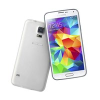 samsung s5 quad core al por mayor-Reacondicionado Origianl Samsung Galaxy S5 G900F G900A G900V G900T G900P 4G LTE desbloqueado teléfono DHL 1pcs 5.1 pulgadas Quad Core 2GB RAM 16GB ROM