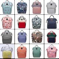 nurses bag venda por atacado-99 estilos Múmia Saco de Fraldas de Maternidade Saco de Bebê de Grande Capacidade Mochila de Viagem Desiger Saco de Enfermagem para Cuidados com o Bebê Fralda Sacos mini ordem 12 pcs