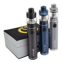 vape set tank achat en gros de-1 set de vente au détail de haute qualité kits e-cigarette original XOVAPOR petit stylo abeille cigarette électronique avec 5ml vape cartouches réservoir instock