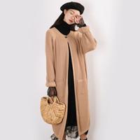 new arrival d3ebd ccf99 Kaufen Sie im Großhandel Damen Brauner Pullover 2019 zum ...